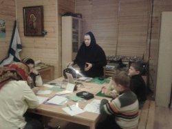 Занятия с детьми из неполных семей