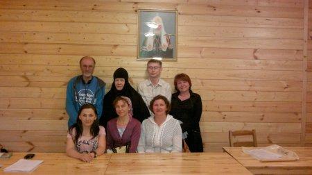 Собрания социальной службы нашего прихода проводятся каждый четверг после вечернего Богослужения