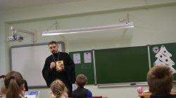 Работа со школами