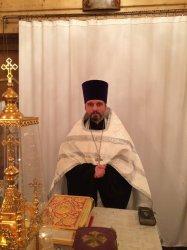 Иерей Константин Мальцев награжден камилавкой