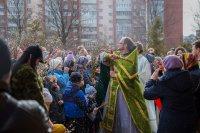 Вербное воскресенье. Вход Господень в Иерусалим.