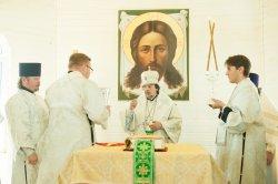 В Невском районе освятили Храм Преображения Господня