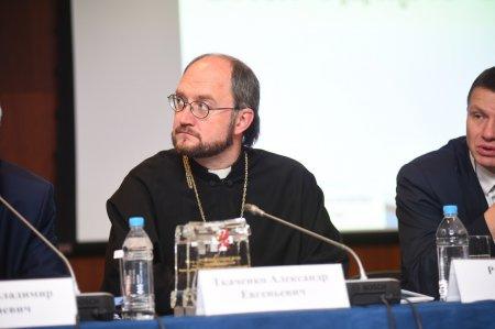 Протоиерей Александр Ткаченко принял участие в VII Съезде детских онкологов России в Москве