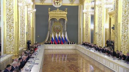 Протоиерей Александр Ткаченко обратился к Президенту РФ на заседании Государственного Совета