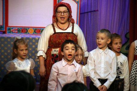 Состоялся праздник воскресной школы.