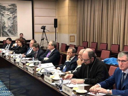 Вопросы культурного сотрудничества России и Китая обсудили члены ОП РФ