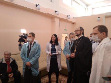 Александр Ткаченко в составе делегации Совета Федерации посетил Иркутскую область