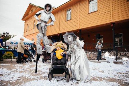 Санкт-Петербургский Детский хоспис отметил 16-летие