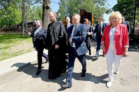 Санкт-Петербургский Детский хоспис открыл стационар в Павловске