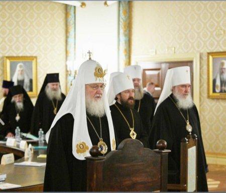 На заседании Высшего Церковного Совета Святейший Патриарх Кирилл высоко оценил деятельность Санкт-Петербургского детского хосписа!