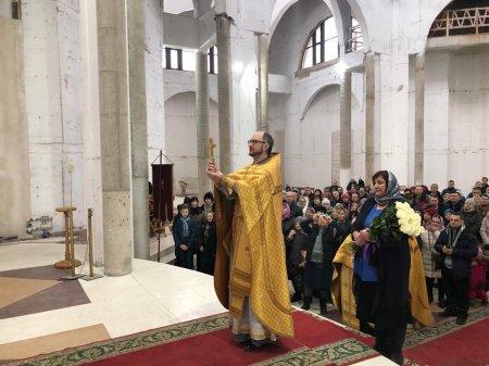 Сотрудник собора был удостоен ордена